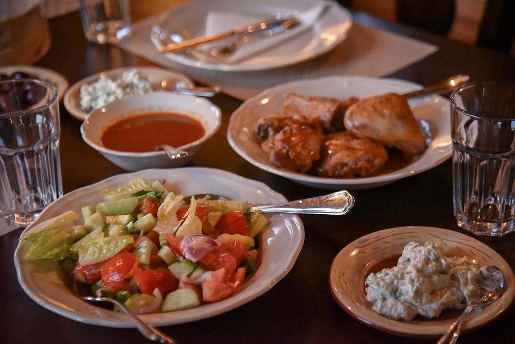 Top des activités sur la Costa Navarino - Prendre un cours de cuisine traditionnelle