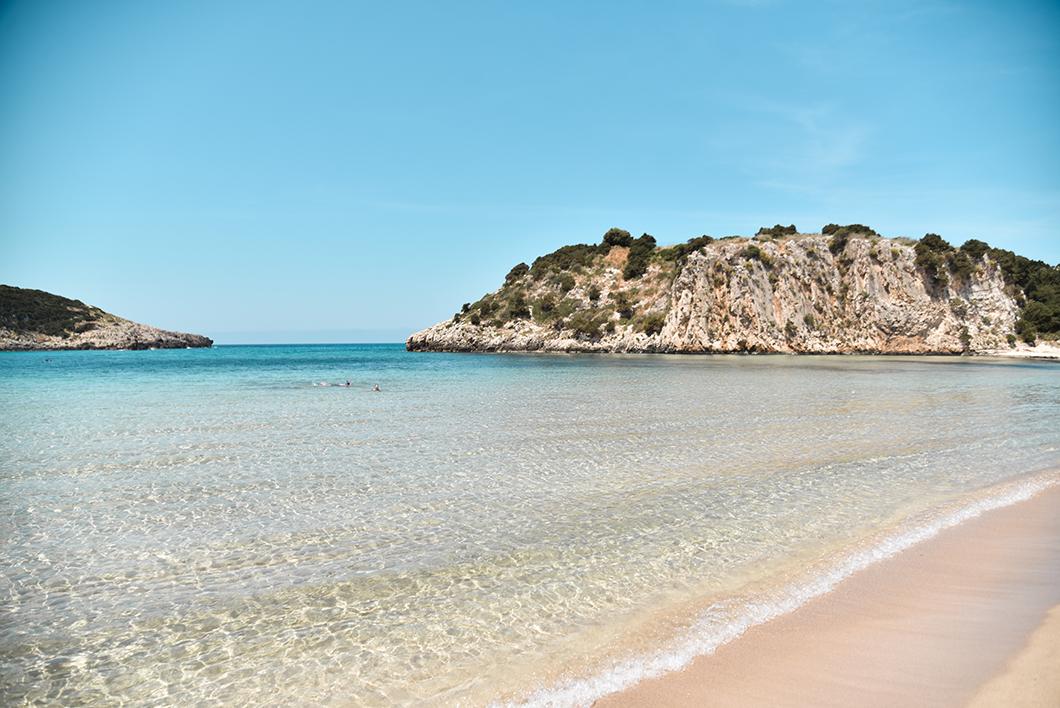Que faire sur la Costa Navarino ? Découvrir la plage de Voidokilia