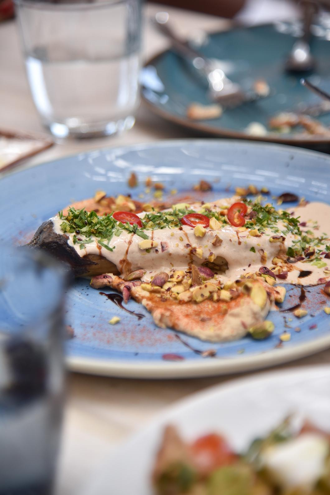 Où manger sur la Costa Navarino ? Restaurant Barbouni