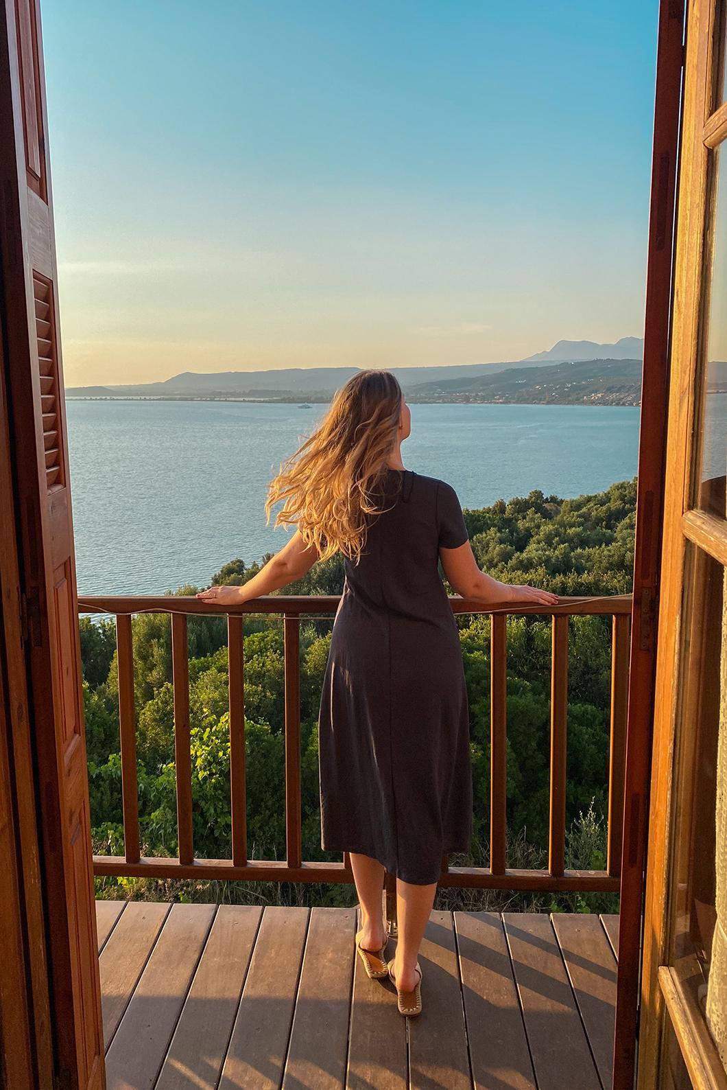 Les plus beaux points de vue de la Costa Navarino