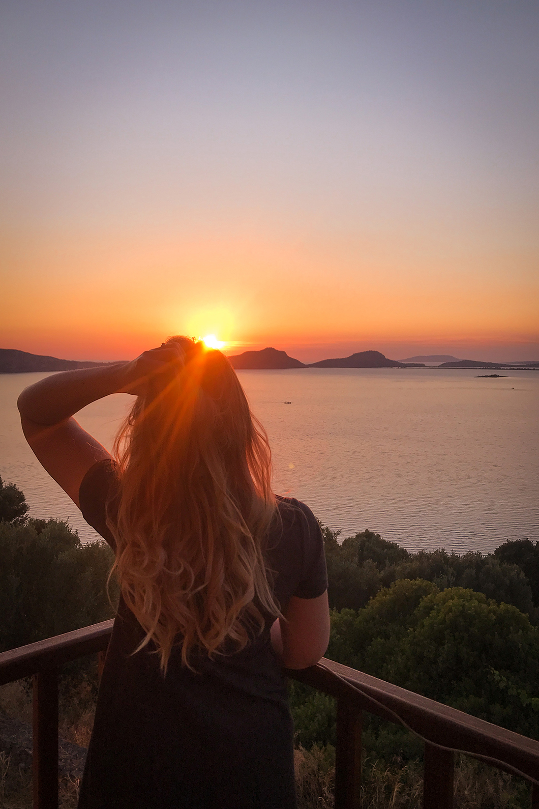 Les plus beaux spots pour le sunset de la Costa Navarino