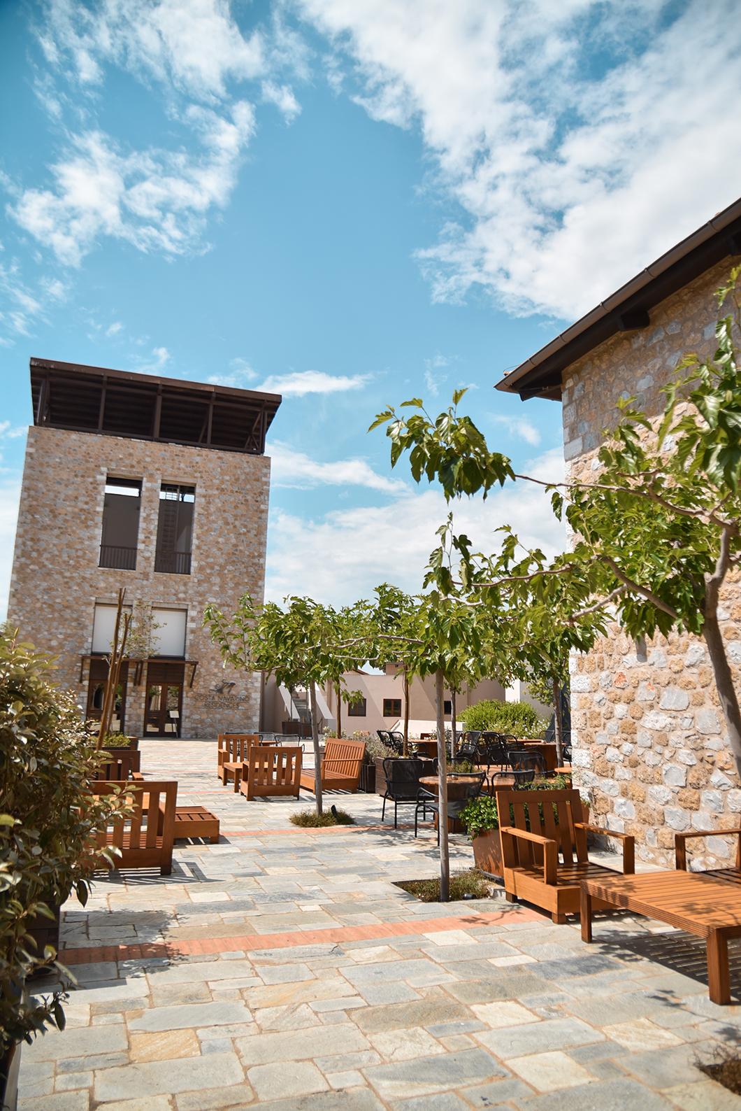 Westin Resort, superbe hébergement sur la Costa Navarino
