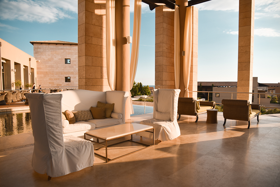 The Romanos, superbe hébergement sur la Costa Navarino