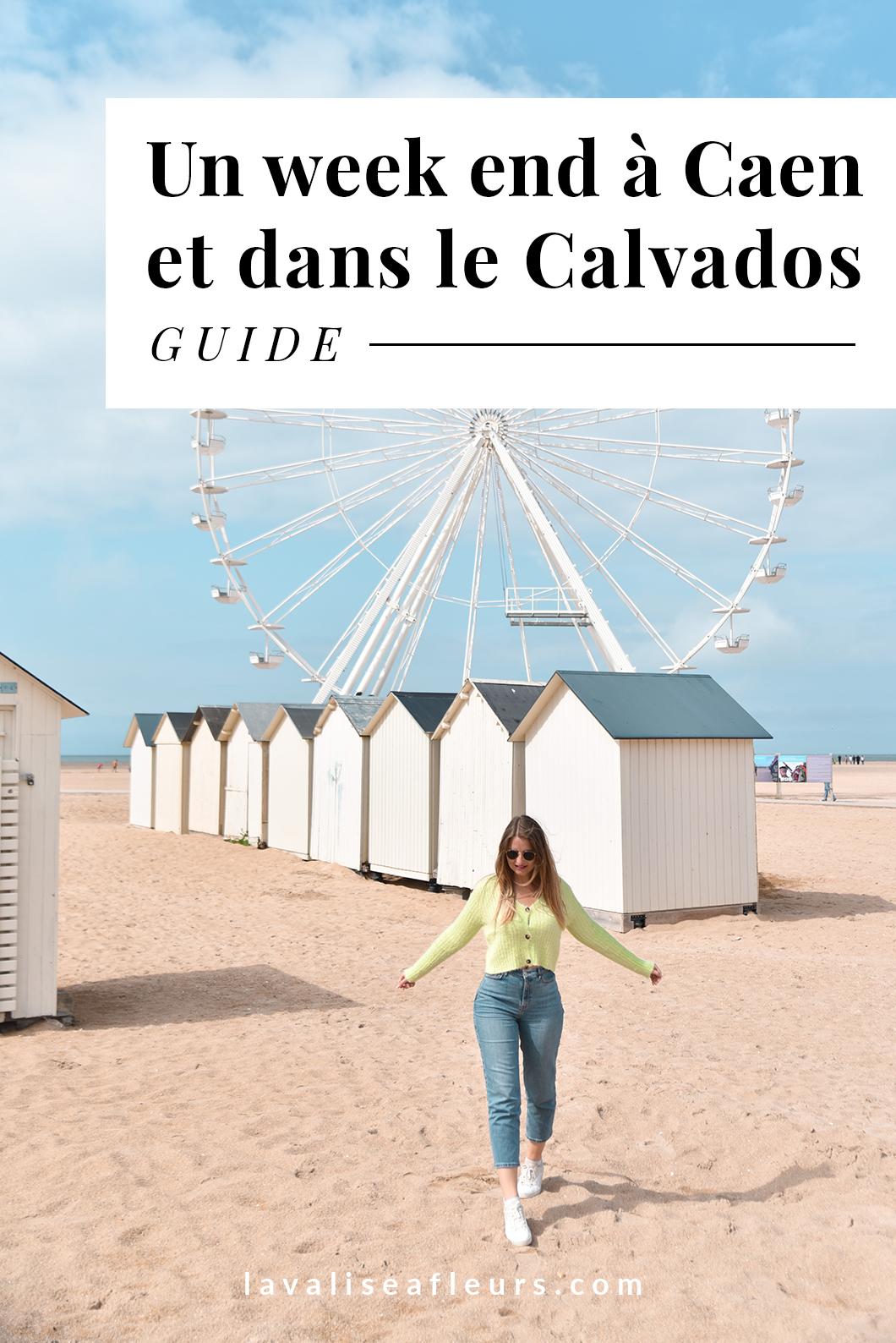 Guide d'un week end à Caen et dans le Calvados