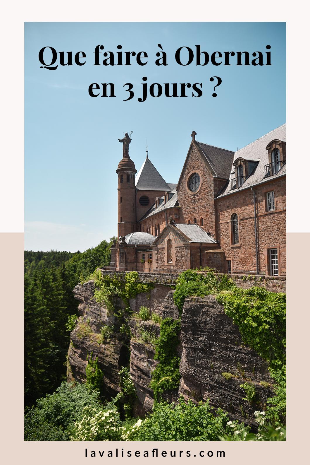 Que faire à Obernai en Alsace ?