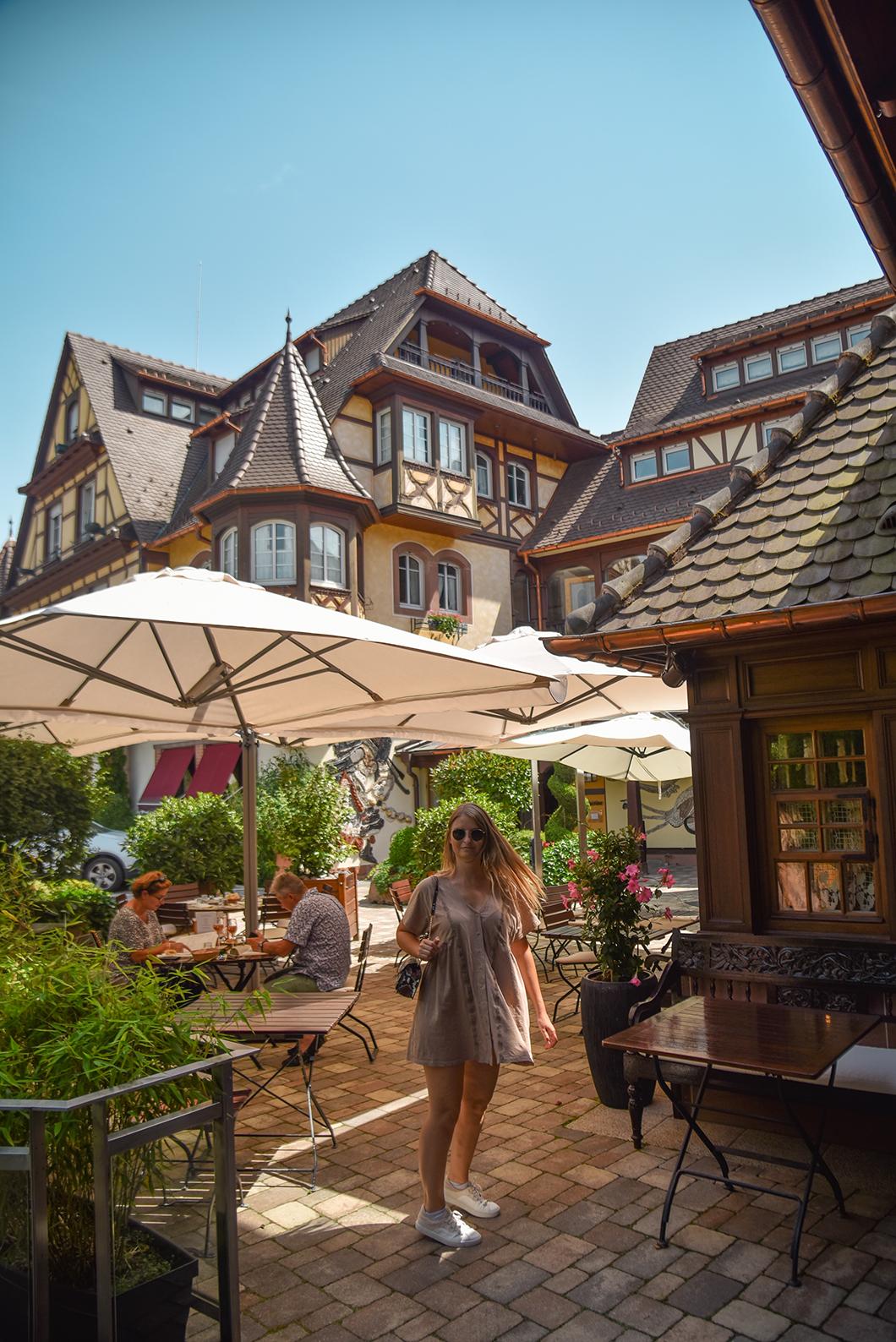 Où déjeuner à Obernai ? Stub du Parc Hôtel