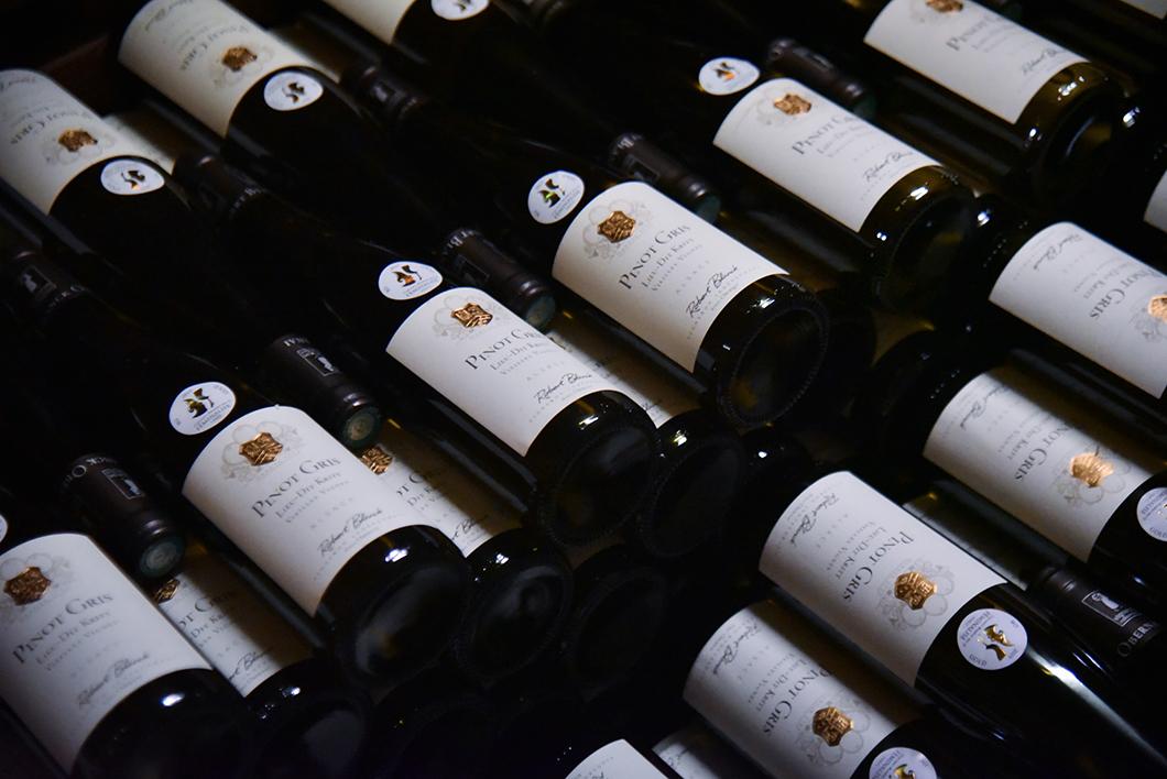 Visite et dégustation de vins chez Robert Blanck en Alsace