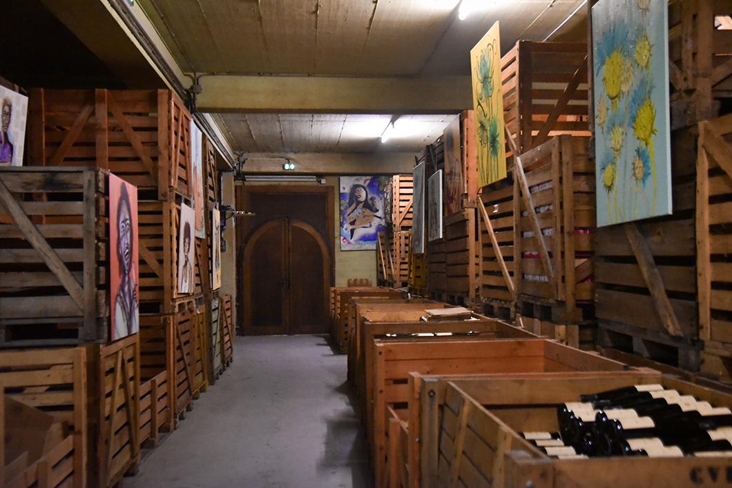 Que faire à Obernai ? Découvrir la cave à vin Robert Blanck