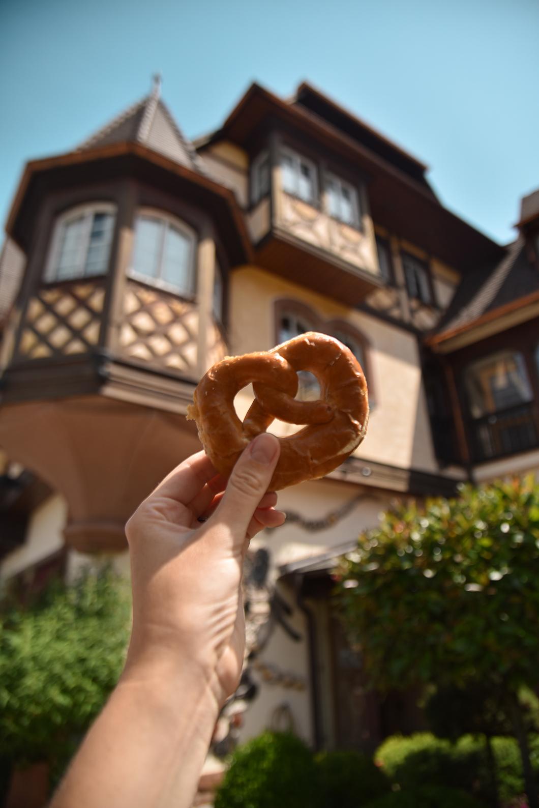 Déjeuner à la Stub du Parc Hôtel Obernai