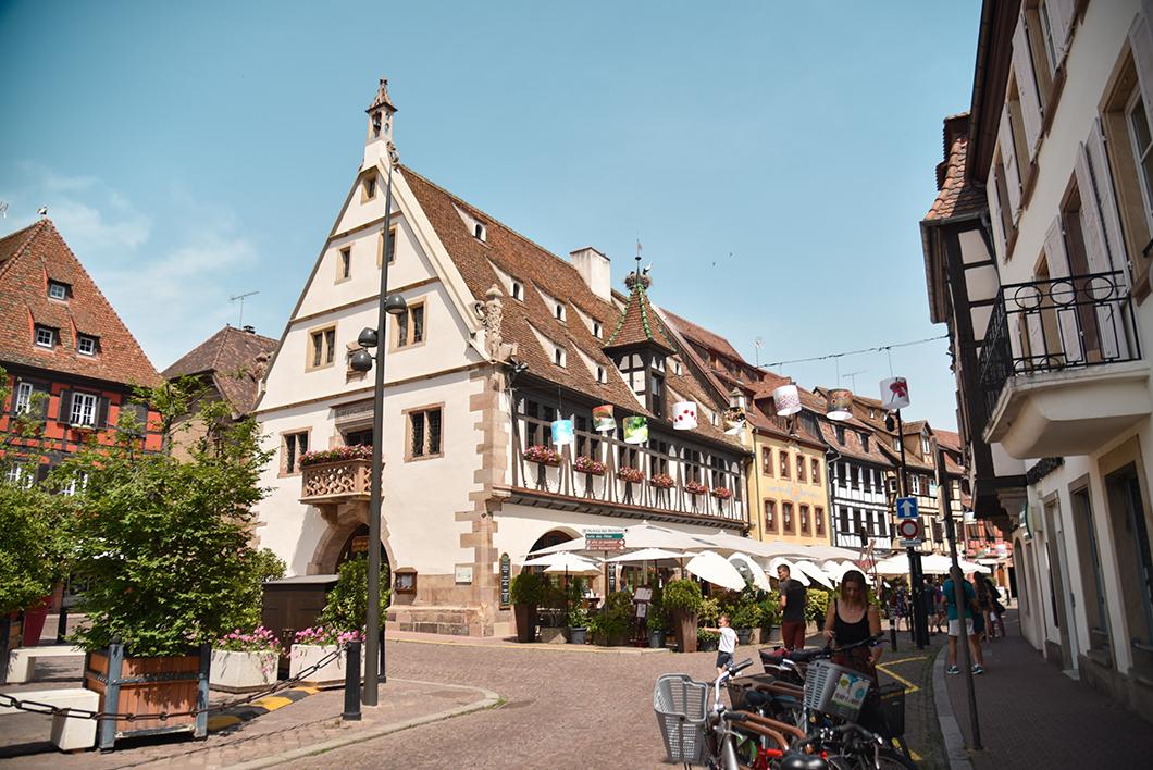 Faire une visite guidée à Obernai en Alsace