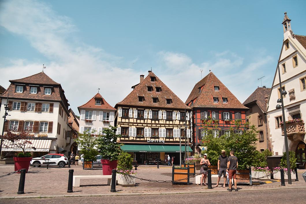 Que faire à Obernai ? Découvrir la vieille ville