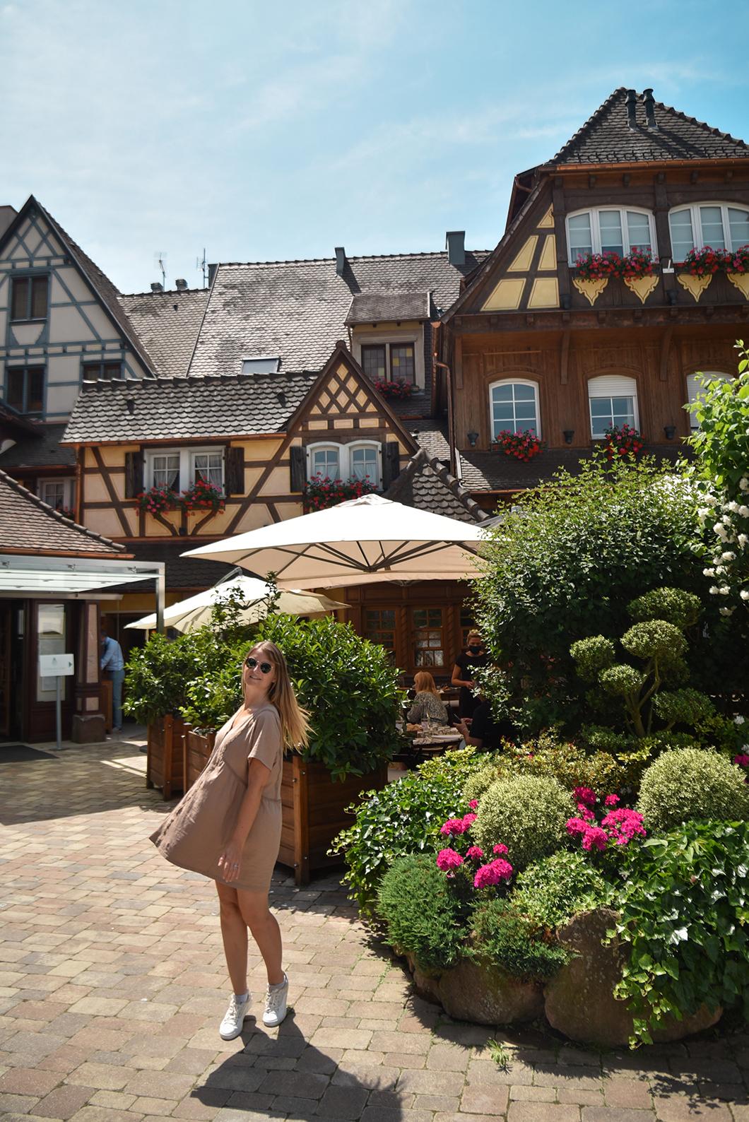 Où séjourner à Obernai ? Le Parc Hôtel Obernai, hôtel 4 étoiles