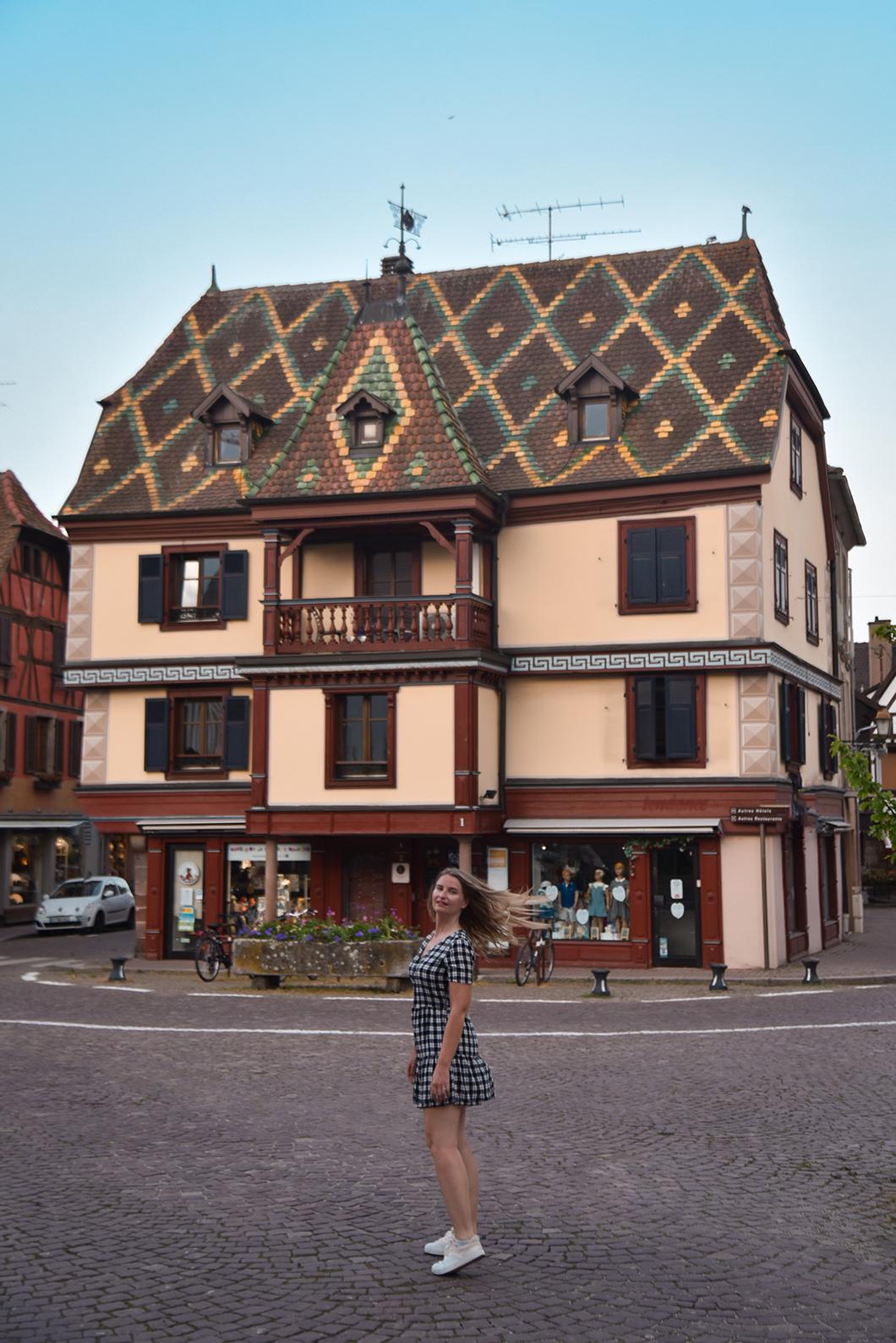 Incontournables à Obernai en Alsace - Visite de la vieille ville