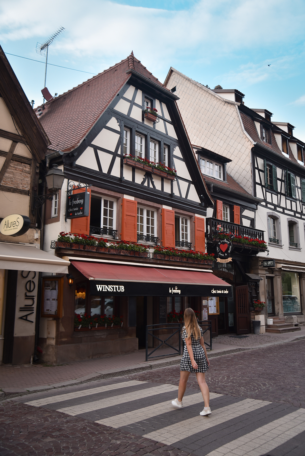 Diner au Freiberg, top des restaurant à Obernai