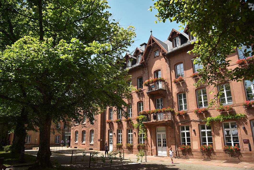 Incontournables à Obernai en Alsace - Visite de l'Abbaye de Hohenbourg