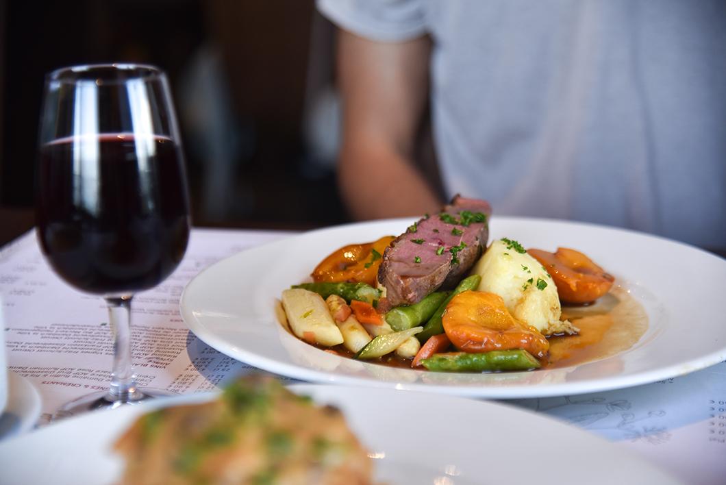 Manger au Saint-Léon IX, le restaurant du Mont Sainte Odile