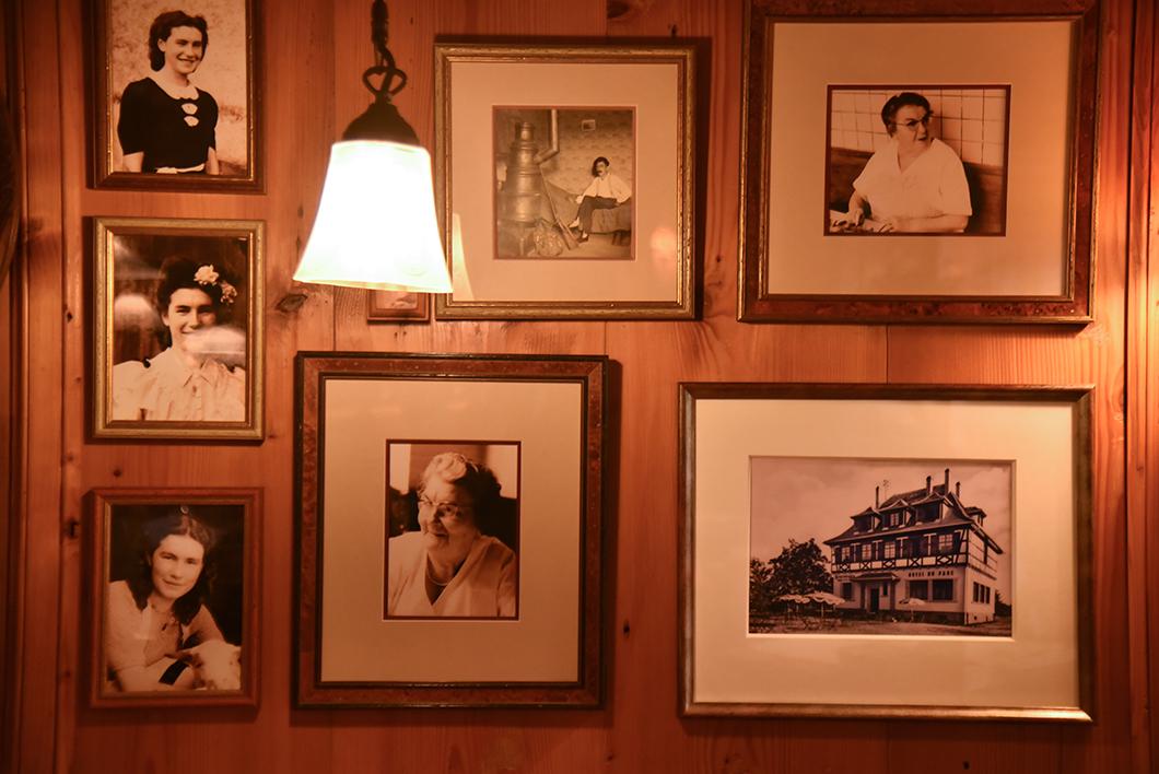 Restaurant du Parc Hotel à Obernai