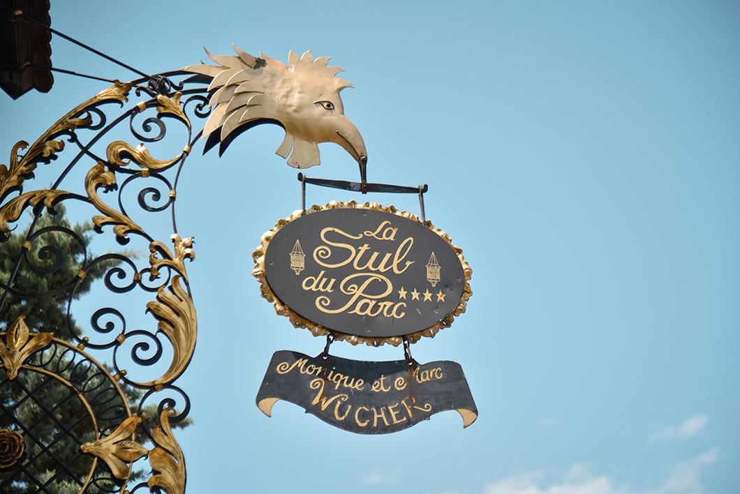 Où aller déjeuner à Obernai en Alsace ? Stub du Parc Hôtel