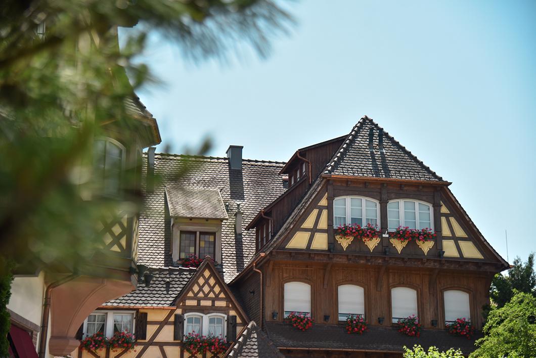 Le Parc Hôtel Obernai, belle adresse à Obernai en Alsace