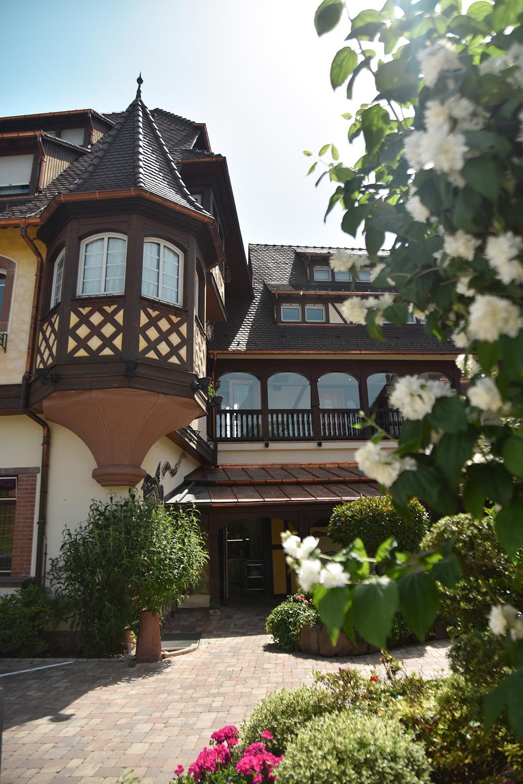 Dormir au Parc Hôtel Obernai, hôtel de charme à Obernai
