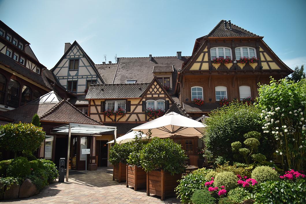 Où loger à Obernai en Alsace ? Le Parc Hôtel Obernai