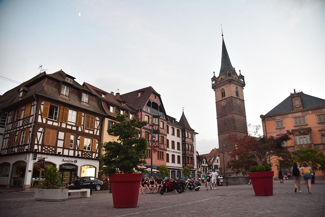 Obernai, idée de week end en France