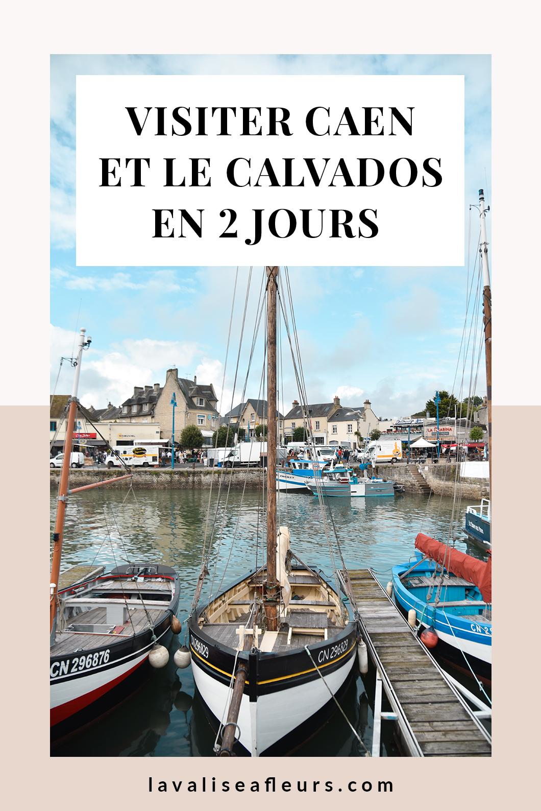 Visiter Caen et le Calvaldos en 2 jours