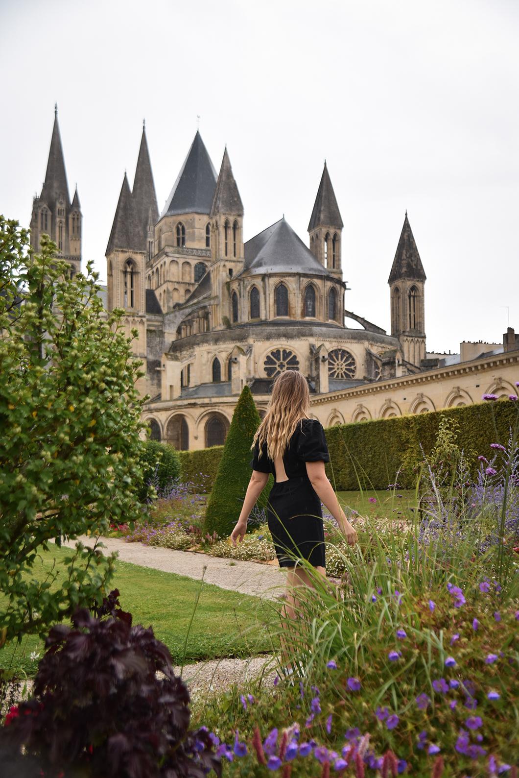 Abbaye aux Hommes, visite incontournables à Caen
