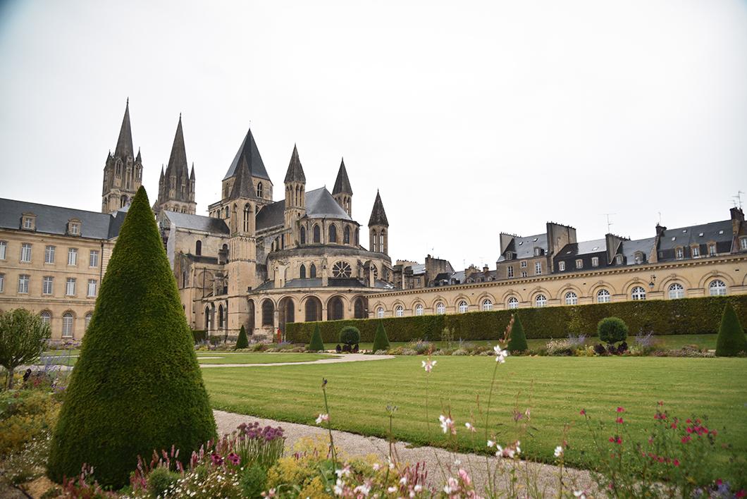 Que faire à Caen ? Abbaye aux Hommes