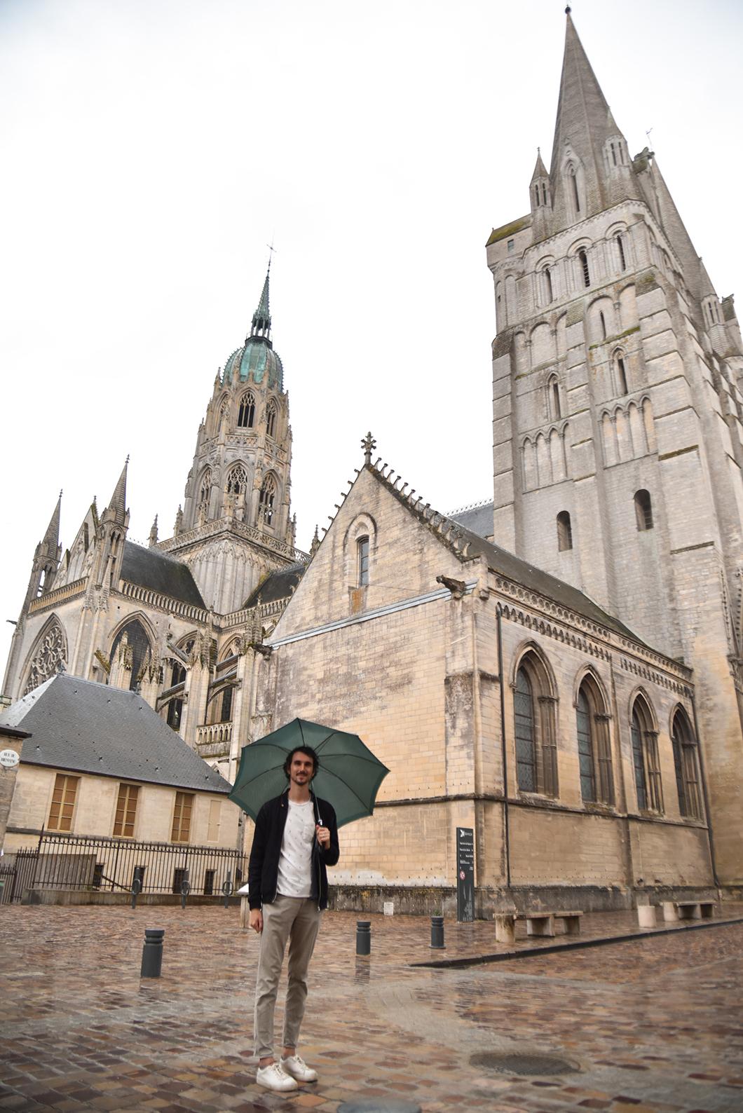 Découvrir la Cathédrale de Bayeux