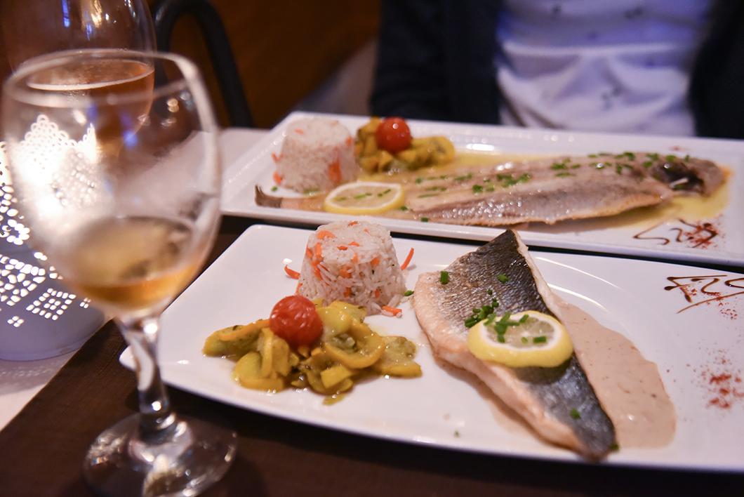 La Fleur de Sel, top des restaurants de poissons à Port-en-Bessin-Huppain