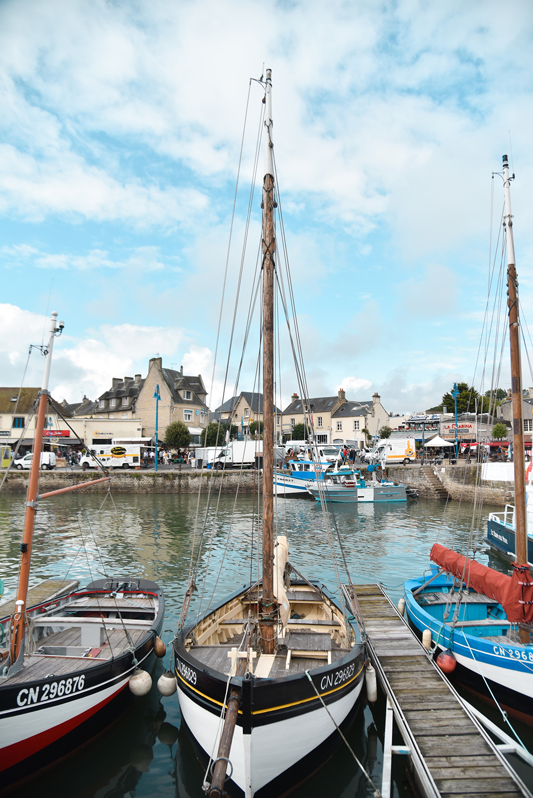 Week end à Port-en-Bessin-Huppain dans le Calvados