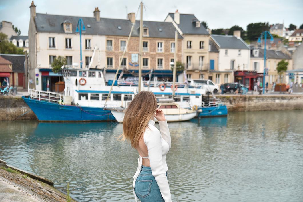 Port-en-Bessin-Huppain - un week end dans le Calvados