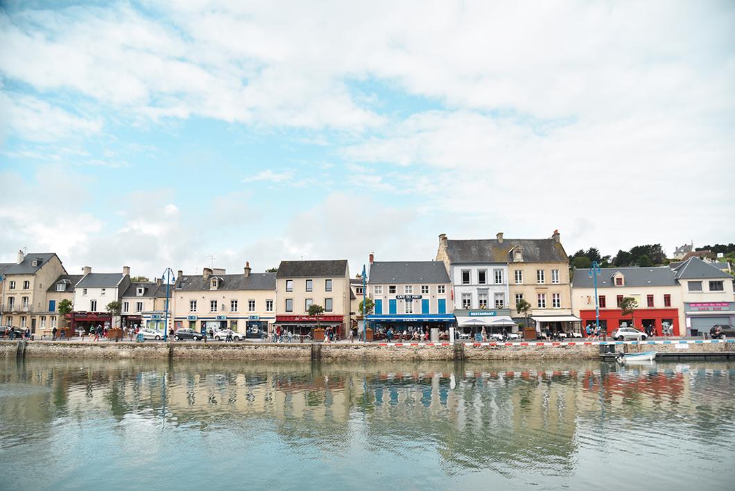 Que faire en Normandie ? Week end à Port-en-Bessin-Huppain