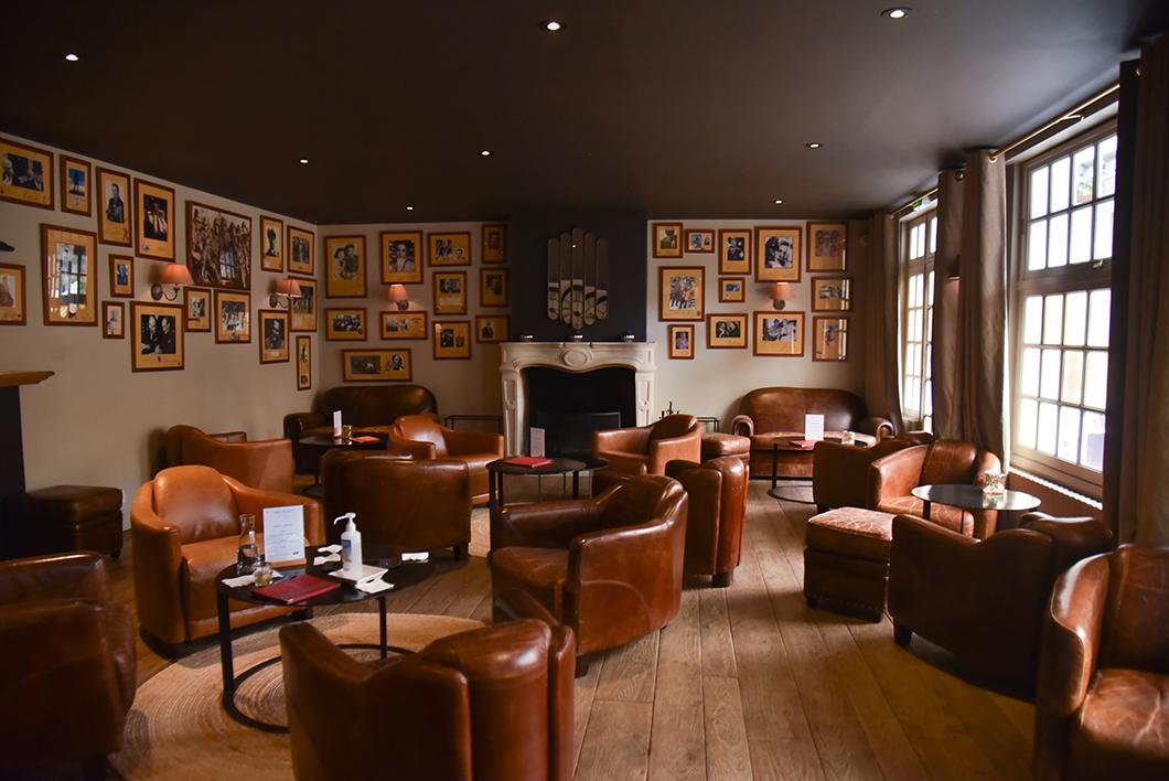 La Table du Lion, super restaurant à Bayeux en Normandie
