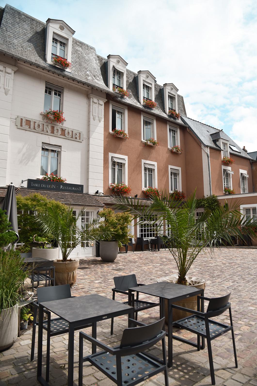 La Table du Lion, le meilleur restaurant de Bayeux