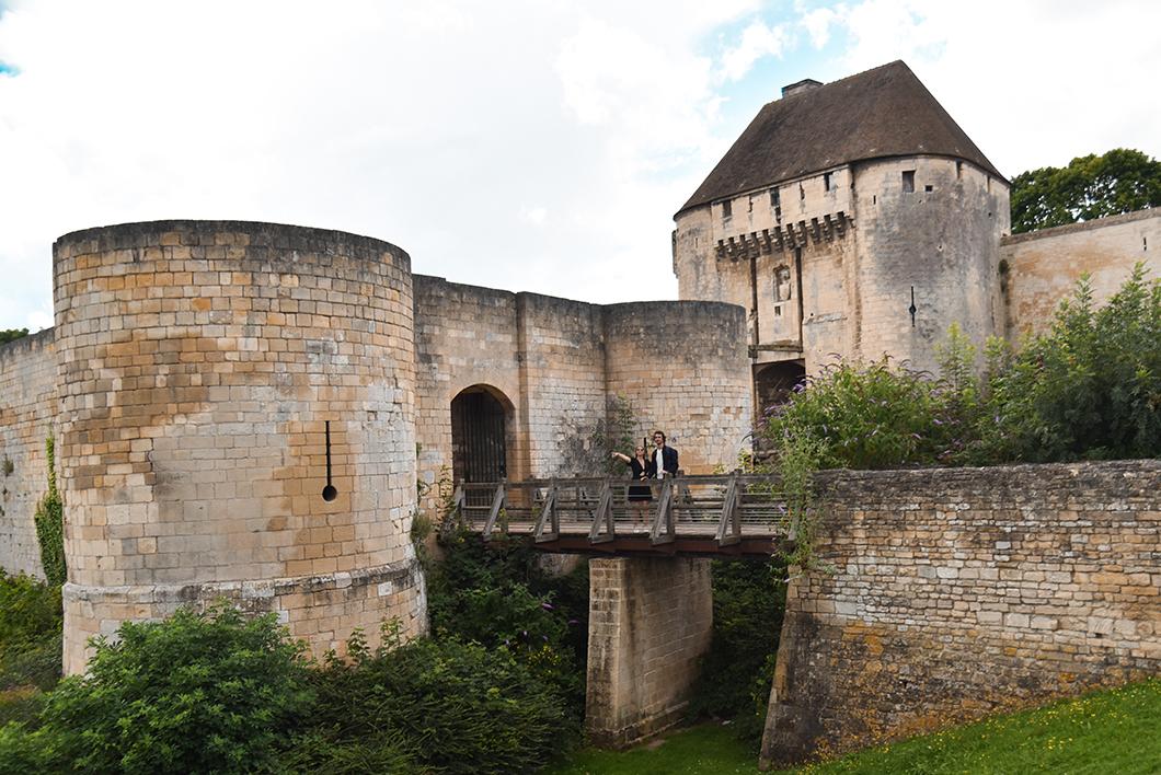 Le château de Caen, visite incontournable dans le Calvados