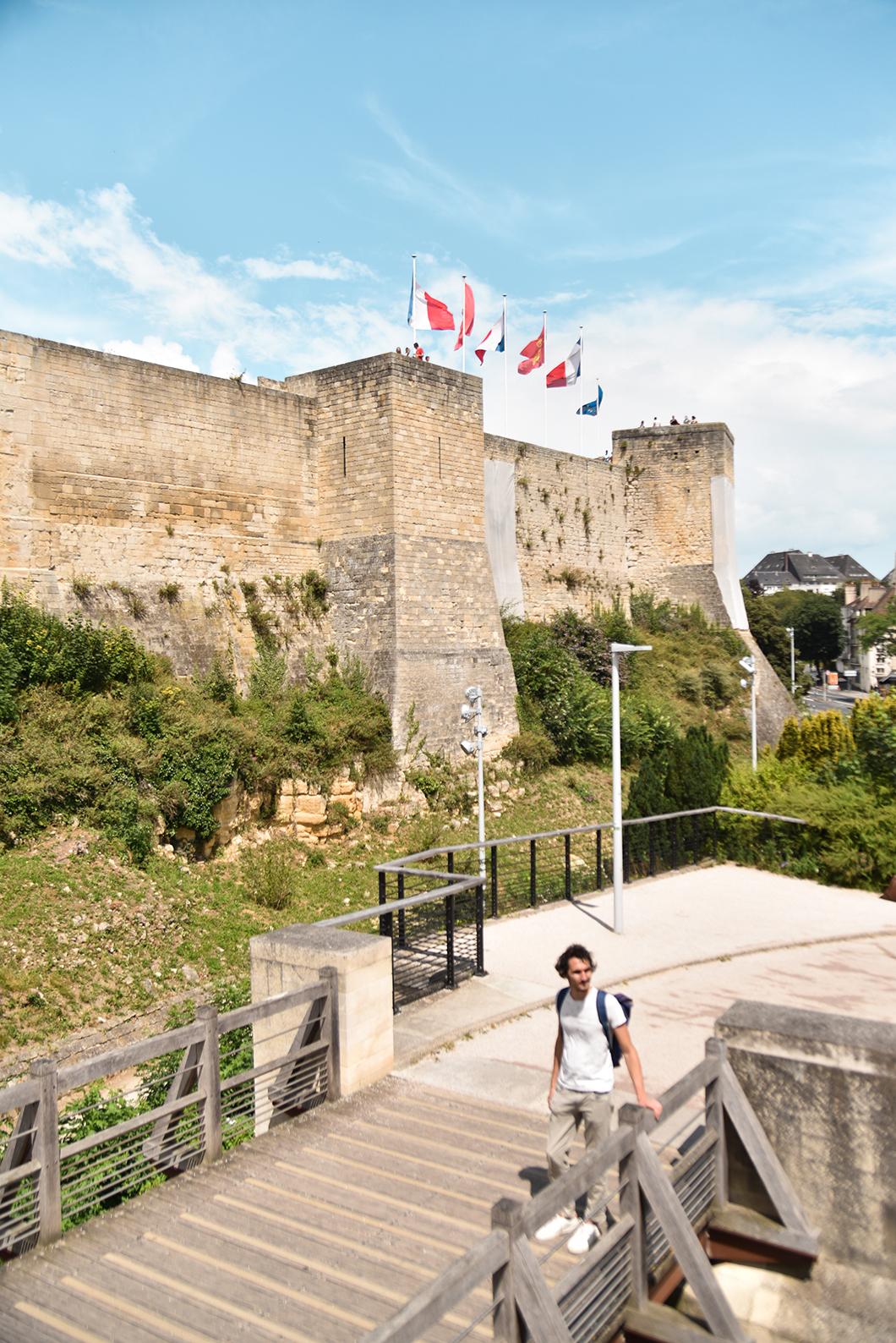Que faire dans le Calvados ? Visiter Caen et son château