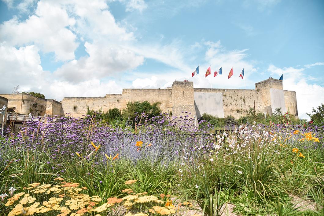 Incontournables à Caen : visite du château