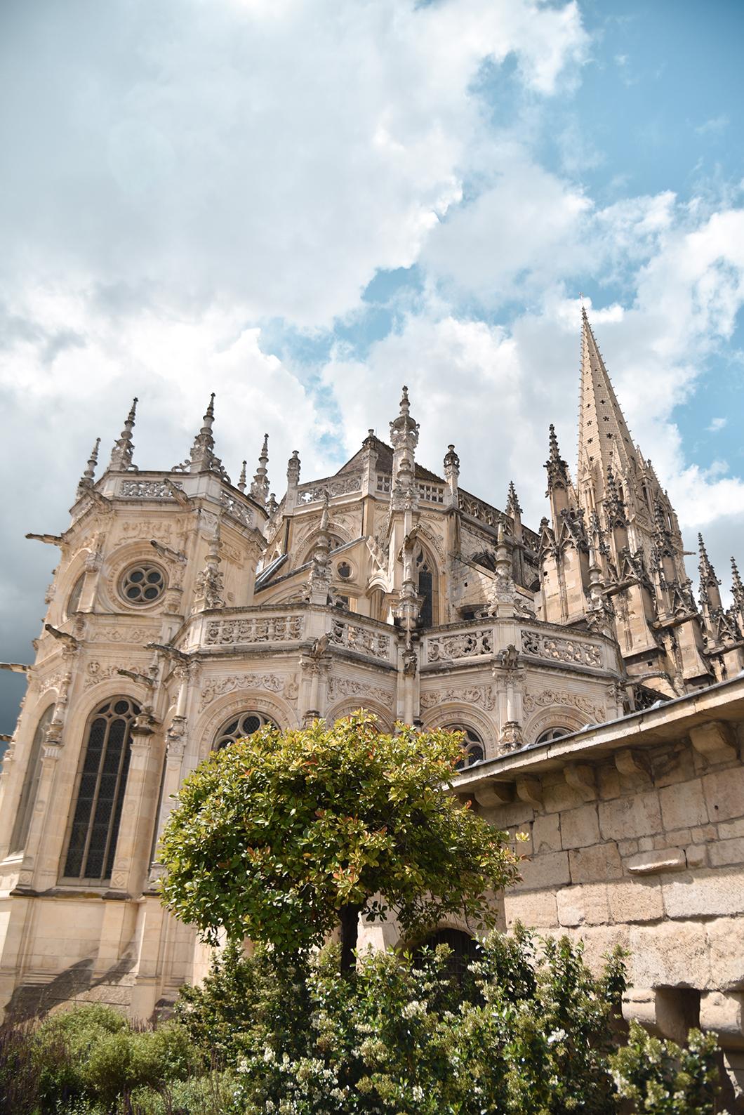 Découvrir l'Église Saint Pierre à Caen