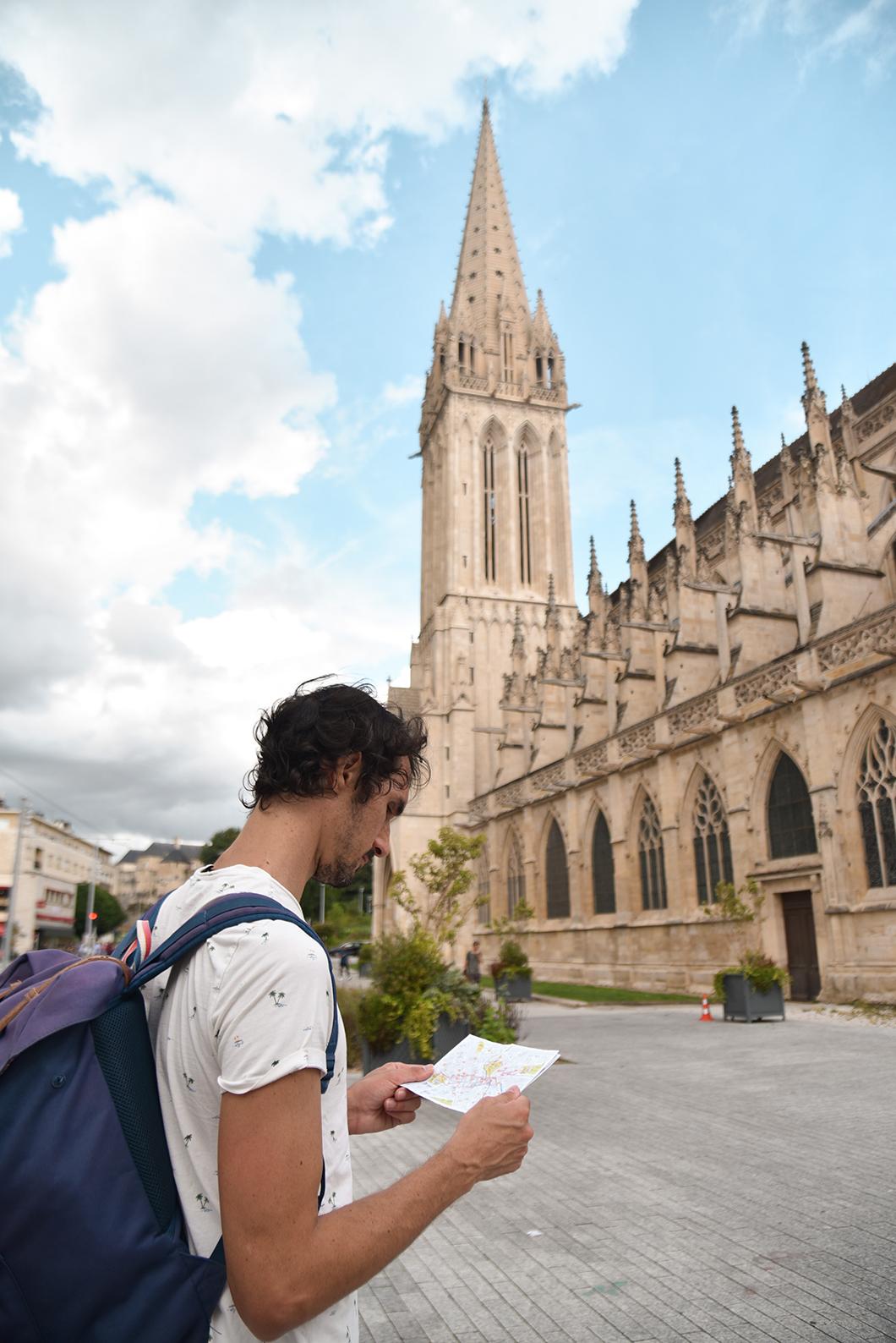 Que faire à Caen ? Découvrir la vieille ville