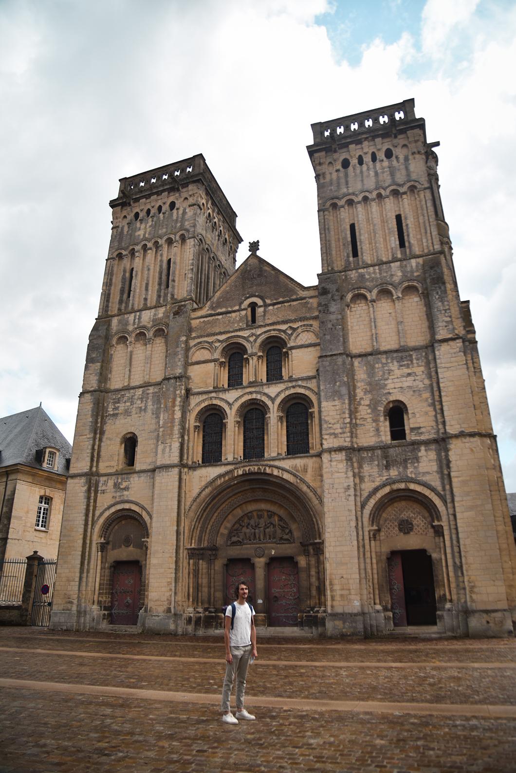 Incontournables à Caen - Visite de l'Abbaye aux Femmes